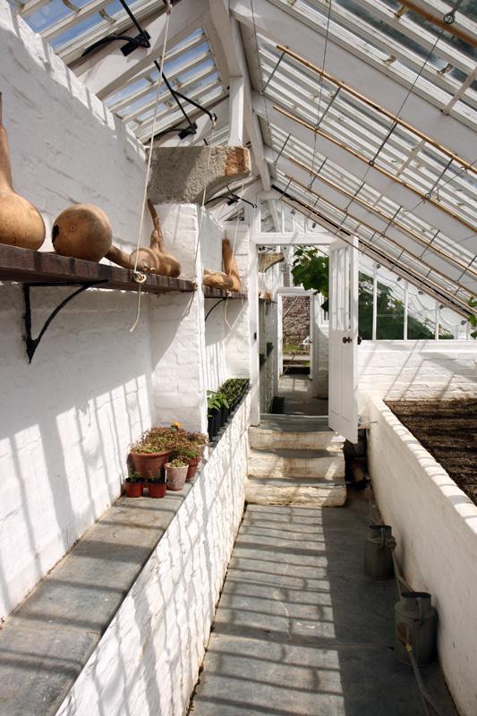 Tuinkas lost garden of heligan interieur